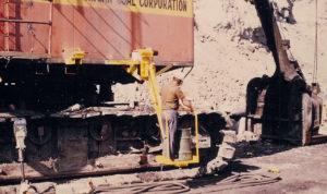 first-shovel-power-step-be-150b-1978
